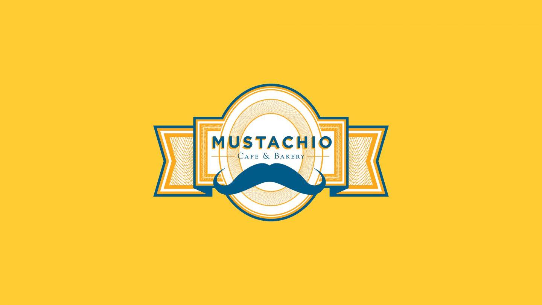Jake Cooper Design - Mustachio Branding Logo