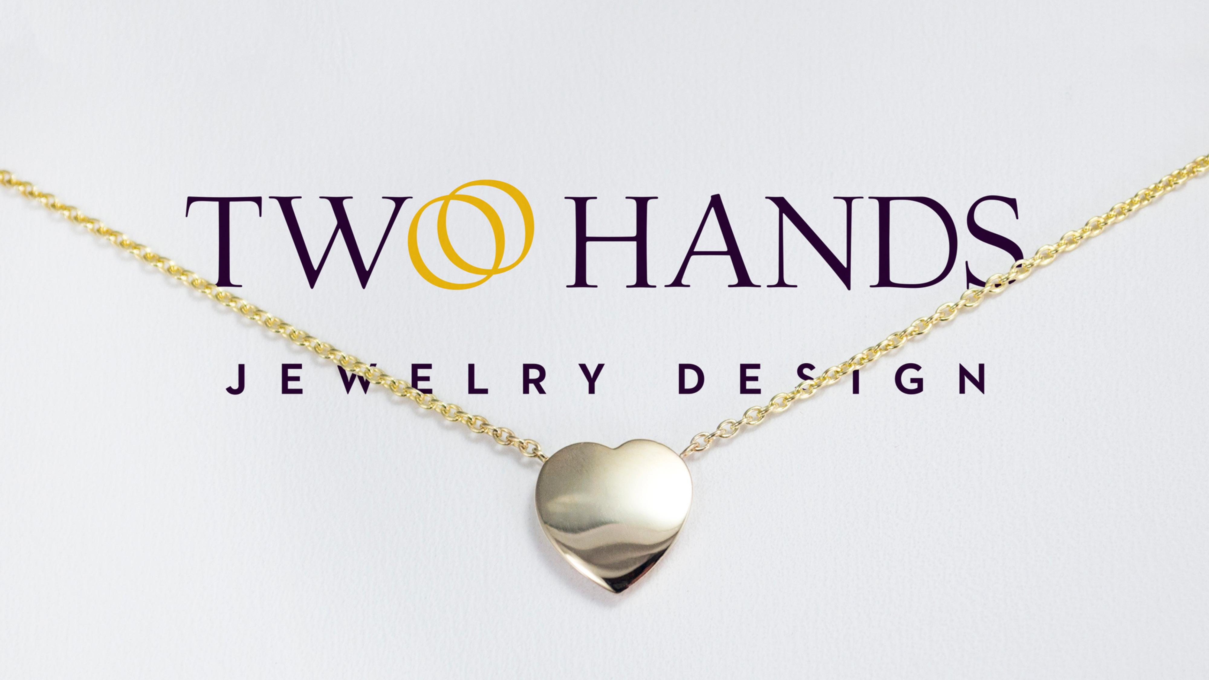 Jake Cooper Design - Logo - Two Hands Jewelry Design