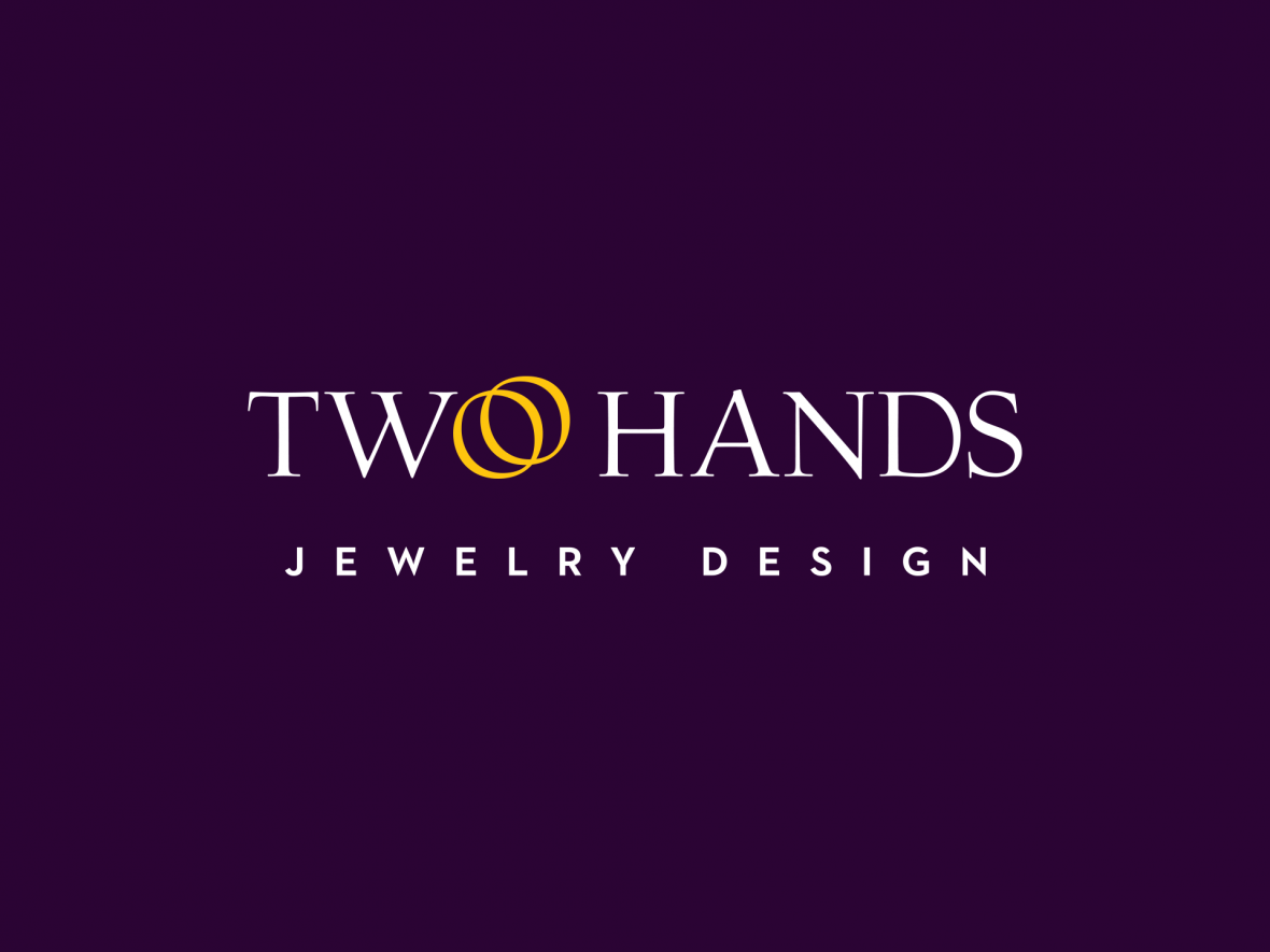 Two Hands Jewelry Design | Logo | Jake Cooper Design