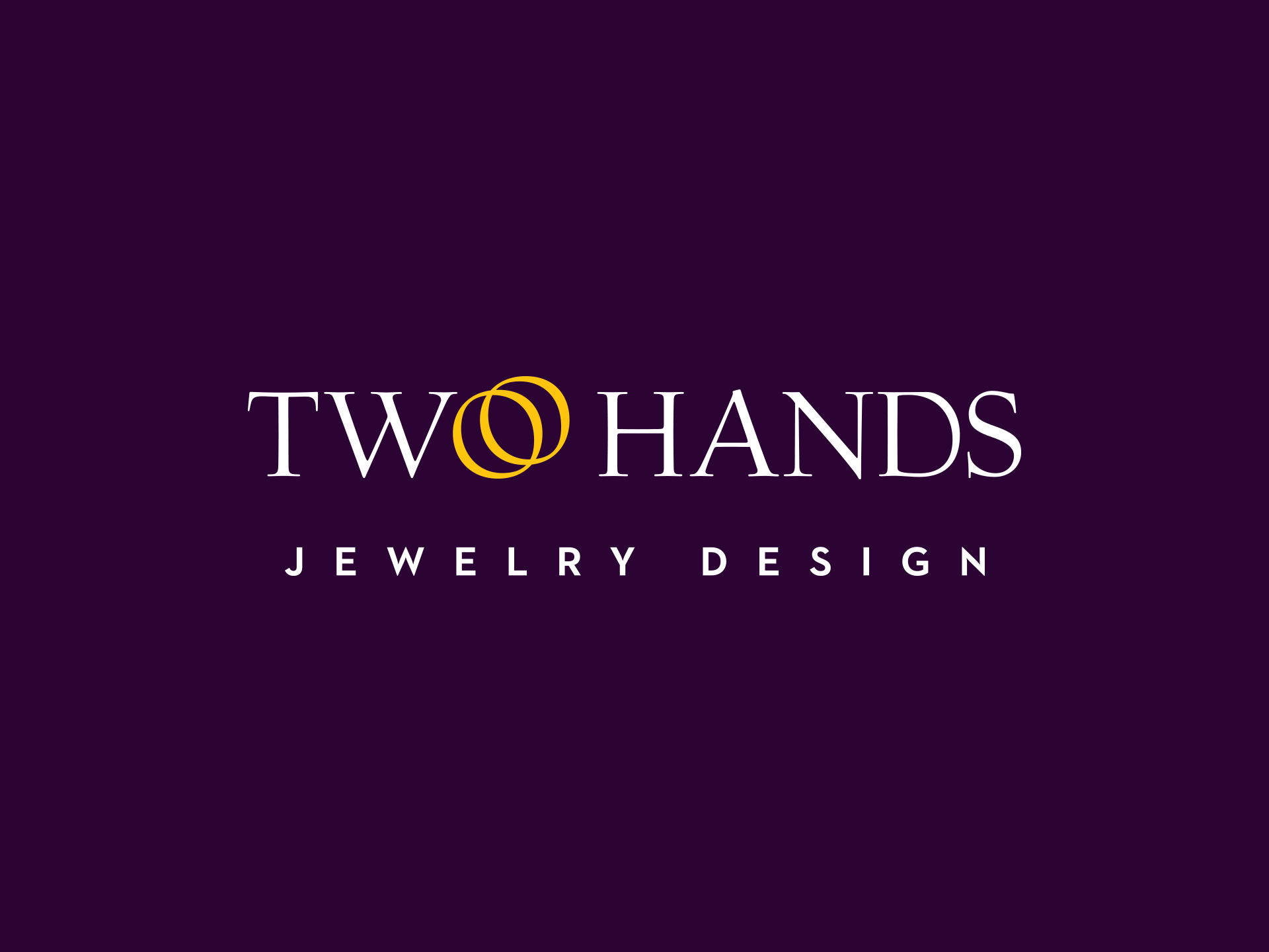Two Hands Jewelry Design | Two Hands Jewelry Design | Logo | Jake Cooper Design
