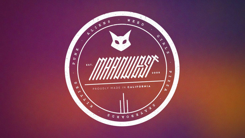 Maadwest | Logo | Jake Cooper Design