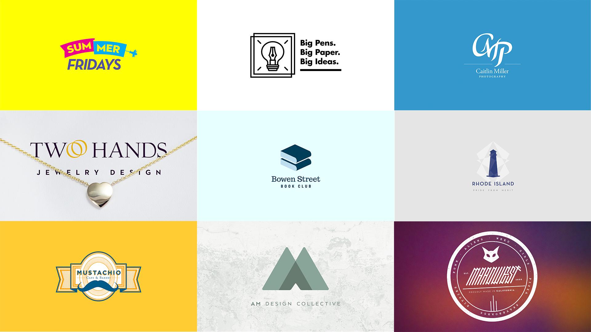 Logofolio | Logo Cover | Jake Cooper Design